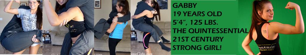 The Gabbie Show Yoga Pants